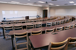 super classroom - back view